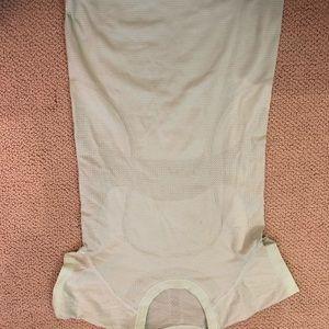 Size 2 seafoam green Lululemon tight shirt